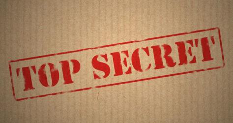 SECRET REPORT?