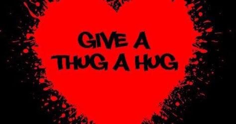 'HUG A THUG' POLICING