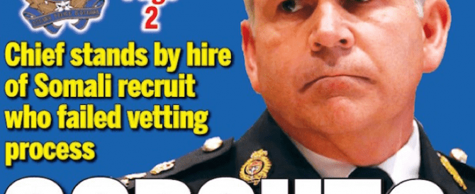 OTTAWA POLICE CHIEF SHOULD RESIGN