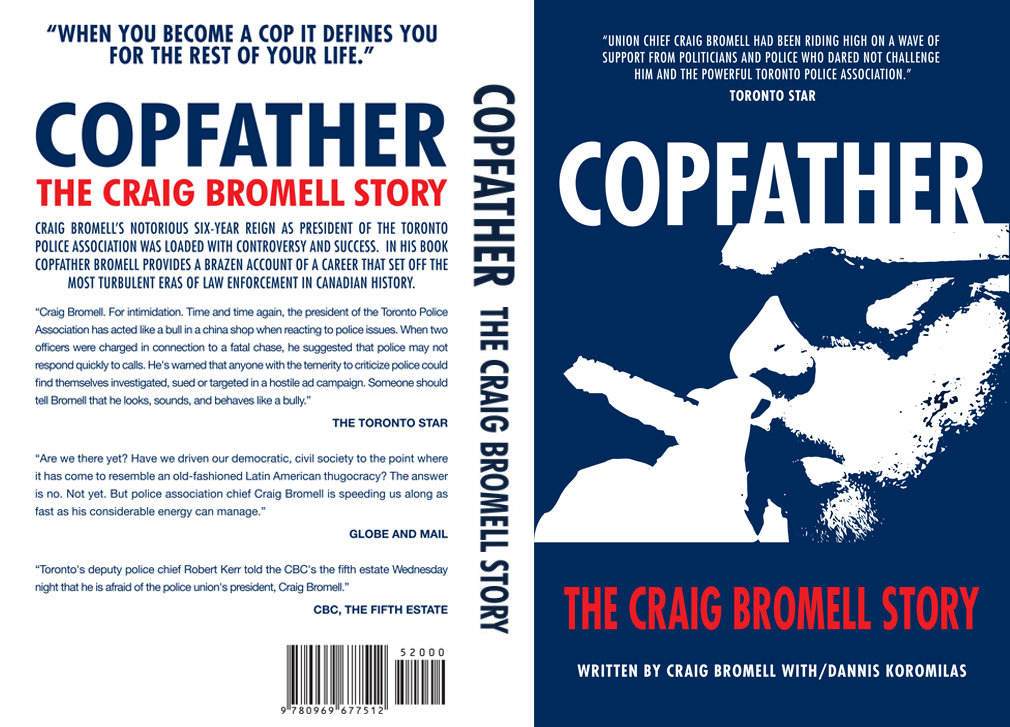 Copfather – The Book