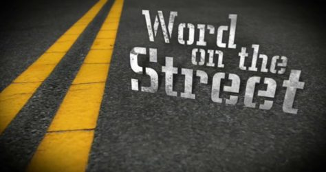 WORD ON THE STREET – FROM A COP